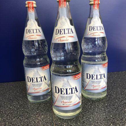 Delta Classic 12×0,75 Glas  MEHRWEG