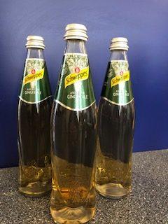Schweppes Ginger Ale 10x05L  MEHRWEG